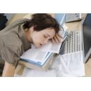 Нервное напряжение, рассеянное внимание, стресс, утомление