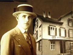 Основатель компании ЮСТ Ульрих Юстрих
